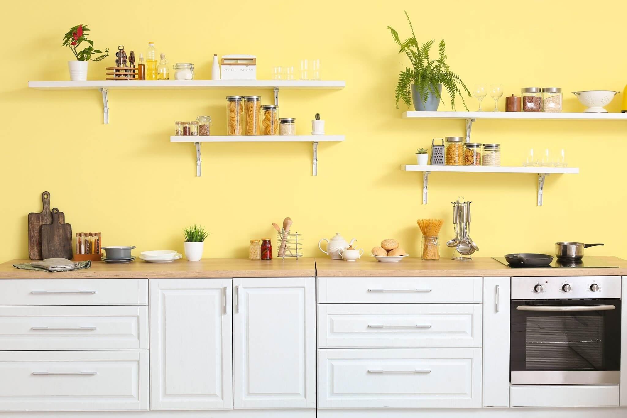 bucatarie moderna casa