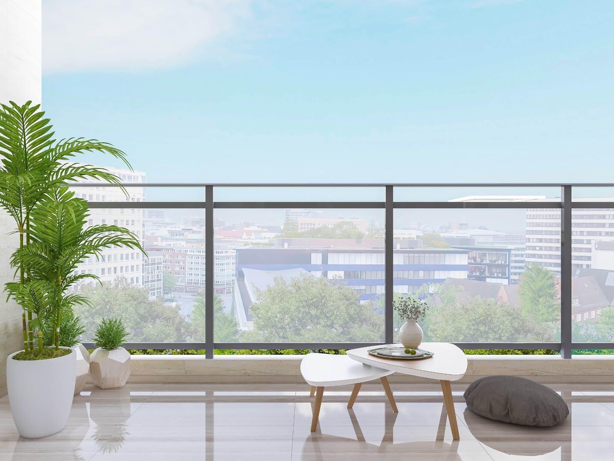 izolarea termica a balconului